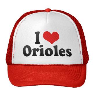 Amo Oriole Gorra