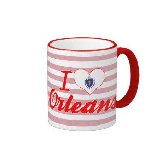 Amo Orleans, Massachusetts Tazas De Café