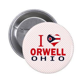 Amo Orwell Ohio Pin