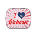 Amo Osborn, Maine Frascos De Caramelos