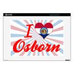 Amo Osborn, Missouri Portátil Skin