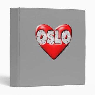Amo Oslo Noruega