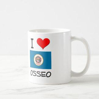 Amo Osseo Minnesota Taza De Café