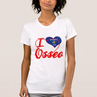 Amo Osseo, Wisconsin Camisetas