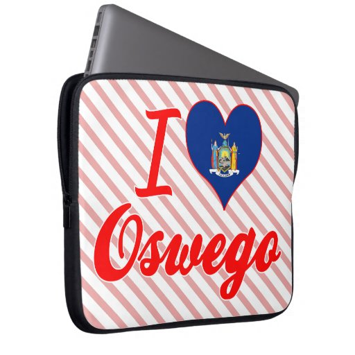 Amo Oswego, Nueva York Manga Portátil