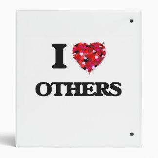 """Amo otros carpeta 1"""""""