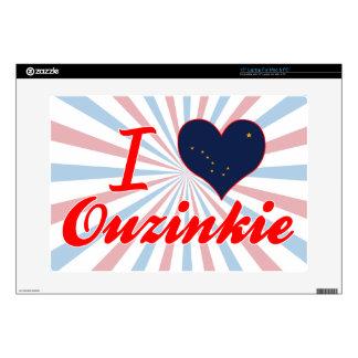 Amo Ouzinkie, Alaska 38,1cm Portátil Calcomanía
