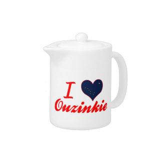 Amo Ouzinkie, Alaska