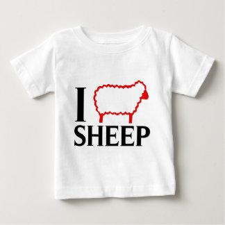 Amo ovejas remeras