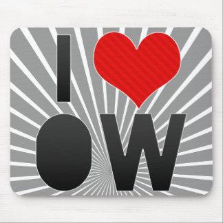 Amo OW Alfombrilla De Raton