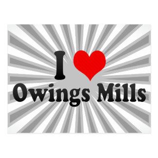 Amo Owings Mills, Estados Unidos Postal
