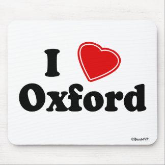 Amo Oxford Alfombrilla De Ratón