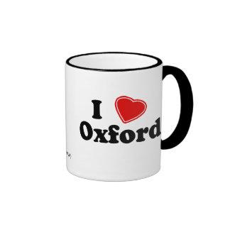 Amo Oxford Taza