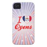 Amo Oyens, Iowa Case-Mate iPhone 4 Funda