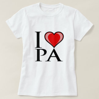 Amo PA - Pennsylvania Playera