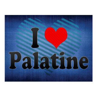 Amo Palatine, Estados Unidos Postales