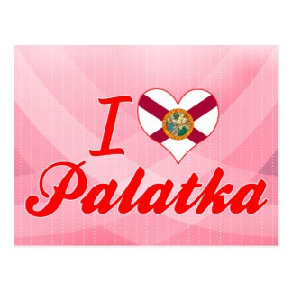 Amo Palatka, la Florida Postal