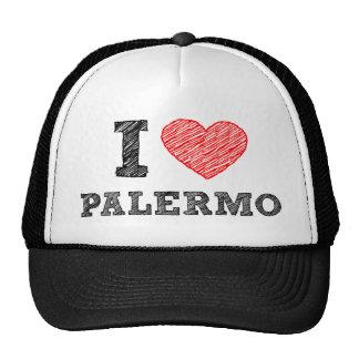 Amo Palermo Gorros Bordados