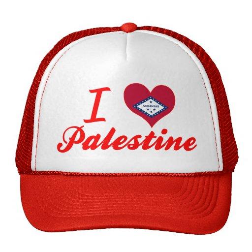 Amo Palestina, Arkansas Gorros