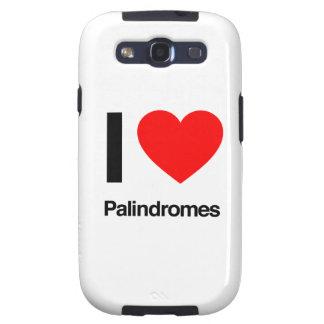 amo palindromes galaxy SIII carcasa