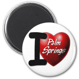 Amo Palm Springs Iman Para Frigorífico