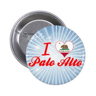 Amo Palo Alto California Pin