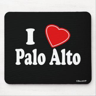 Amo Palo Alto Tapetes De Ratón