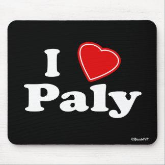 Amo Paly Alfombrilla De Ratones