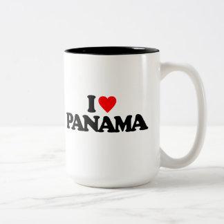AMO PANAMÁ TAZA