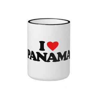 AMO PANAMÁ TAZAS DE CAFÉ