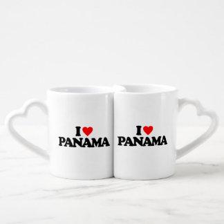 AMO PANAMÁ TAZA PARA PAREJAS