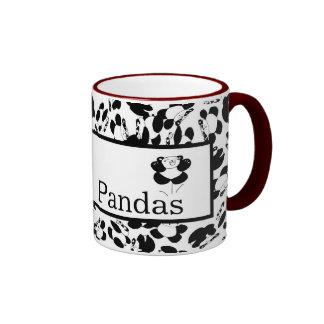 Amo pandas tazas