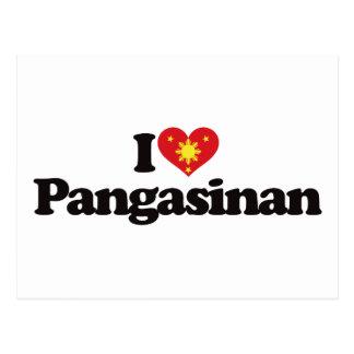Amo Pangasinan Tarjeta Postal