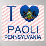 Amo Paoli, PA Poster
