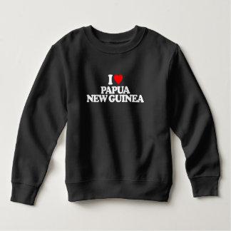 AMO PAPÚA NUEVA GUINEA SUDADERA
