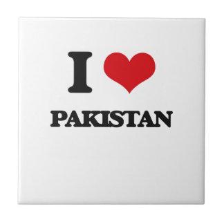 Amo Paquistán Tejas Ceramicas