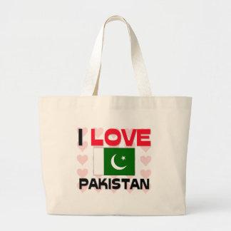 Amo Paquistán Bolsas