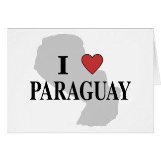 Amo Paraguay Felicitación