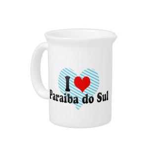 Amo Paraiba hago Sul, el Brasil Jarras