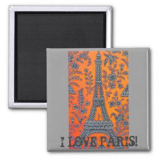 Amo París con o sin el imán del texto