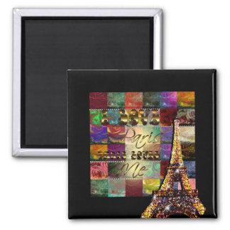 Amo París - imán