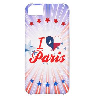 Amo París, Tejas