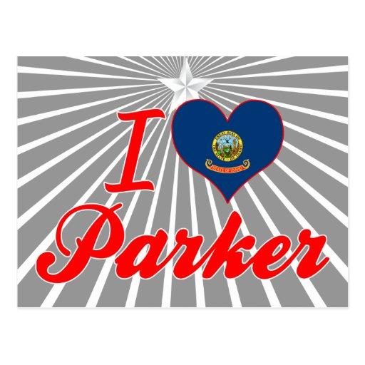 Amo Parker, Idaho Postales