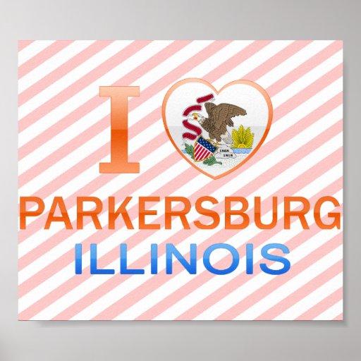 Amo Parkersburg, IL Posters