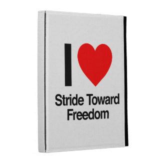 amo paso grande hacia la libertad