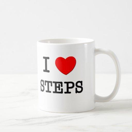 Amo pasos tazas