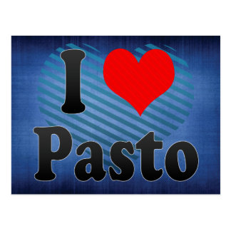 Amo Pasto, Colombia Postal