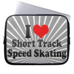 Amo patinaje de velocidad corto de la pista manga portátil
