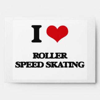 Amo patinaje de velocidad del rodillo