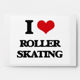 Amo patinaje sobre ruedas